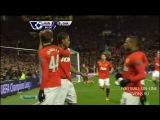 Чемпионат Англии-2014. 21-й тур. Манчестер Юнайтед - Суонси 2:0  Обзор матча 11.01.2014